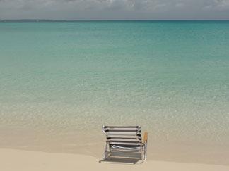 Anguilla beaches, Sargassum seaweed, Rendezvous Bay