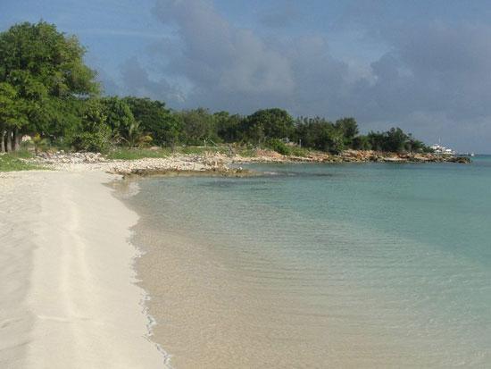 Anguilla beaches, snorkel