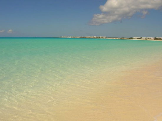 Anguilla beaches, Rendezvous Bay