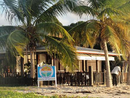 Anguilla beaches, Sandy Ground, Barrel Stay, Anguilla restaurant