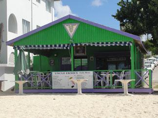 Anguilla beaches, Shoal Bay, Madeariman Bar and Restaurant