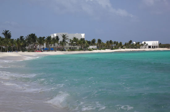 looking towards trattoria tramonto on shoal bay west