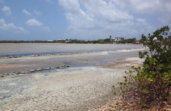 anguilla west end salt pond