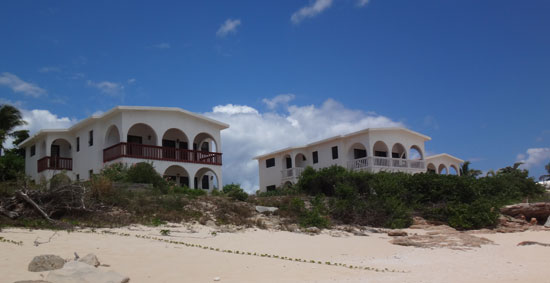 caribella beach apartments on barnes bay anguilla