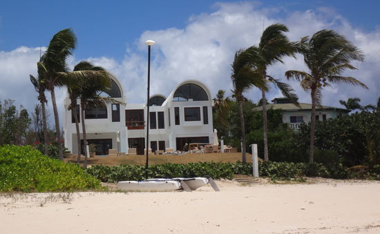 limin house on barnes bay anguilla