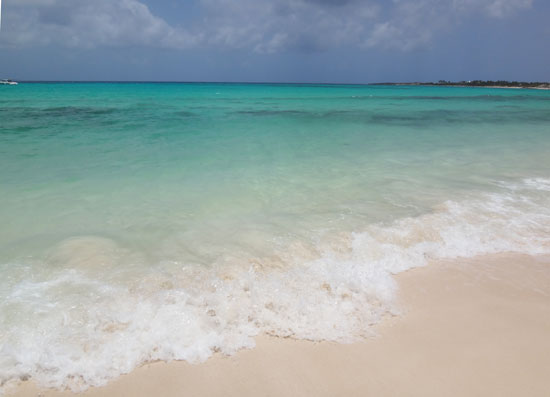 cove bay beach in anguilla