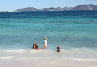 Anguilla, Kristin Bourne, Rendezvous Bay, Dune Preserve