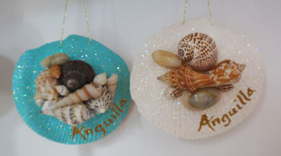 seashell souvenirs at seaspray