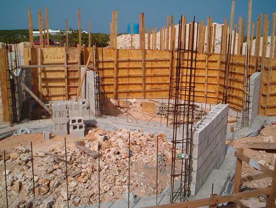 anguilla block walls