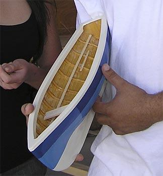 Anguilla boat