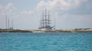 prickly pear anguilla boat charter