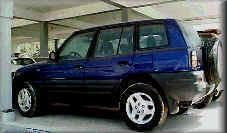 Anguilla car rental 4dr