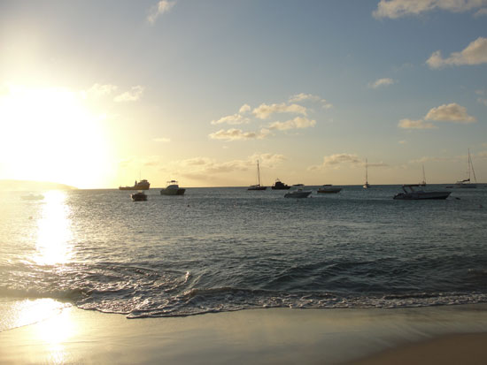 Anguilla restaurants, Anguilla eating out, cheap eats, Sandy Ground, Murray's Jerk Centre