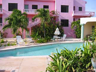 anguilla hotel fountain