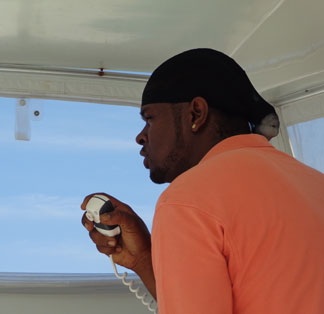 captain of calypso charters vince anguilla