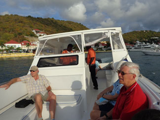 calypso charters going to anguilla from st. barths