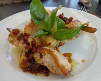 mahi mahi st. barths do brazil restaurant