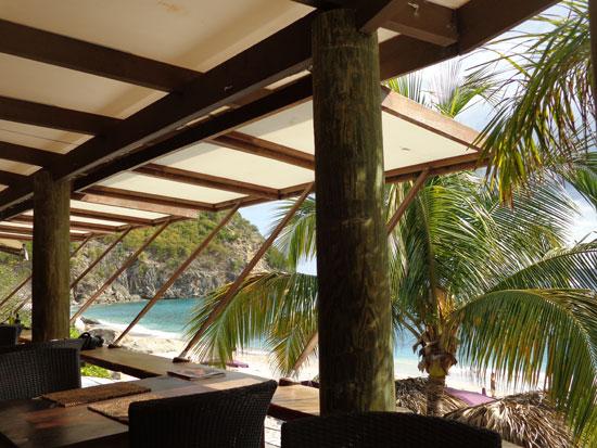 do brazil view restaurant st. barths