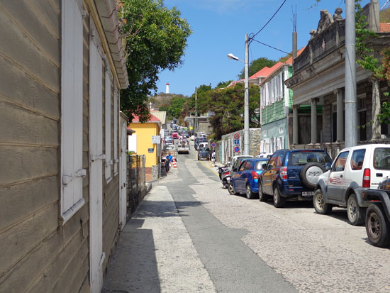 gustavia streets st. barths