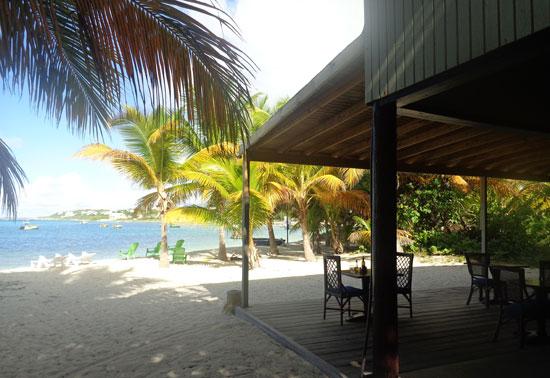 Anguilla dining, Elite Restaurant, Island Harbour