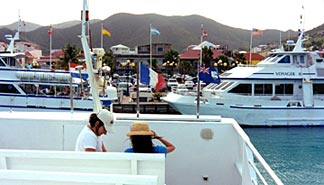 St. Martin Ferry