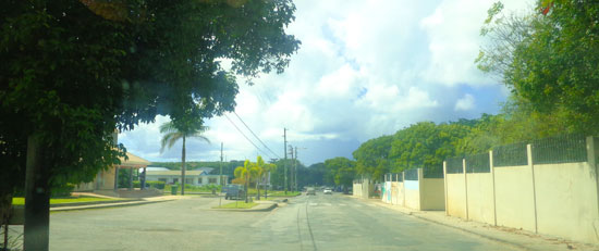 Anguilla food, Anguilla food van, Papa Lash food van, The Valley, vegetarian
