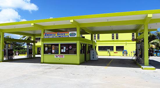 anguilla gas company budget