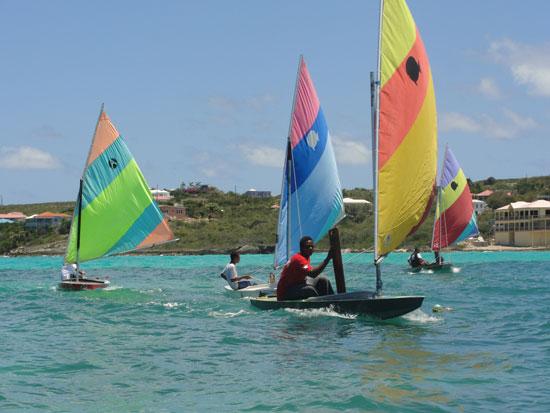 Anguilla Guide to April, Festival del Mar, Island Harbour, boatracing