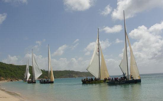Anguilla Guide to June, Queen's Birthday, Diamond Jubilee, Anguilla boatrace, Crocus Bay
