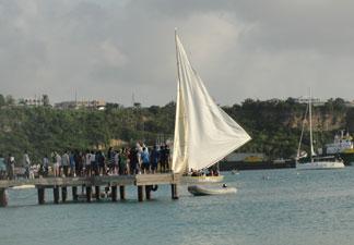 Anguilla Guide to May, Anguilla Day, Anguilla Day boatrace, Sandy Ground
