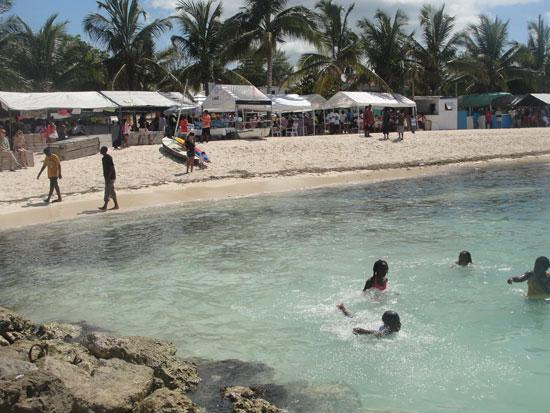 Anguilla Guide to events in March, Festival del Mar, Island Harbour