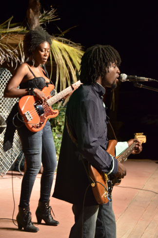 Anguilla Guide to events in March, Moonsplash, British Dependency, Ruel Richardson, Joyah, The Dune Preserve
