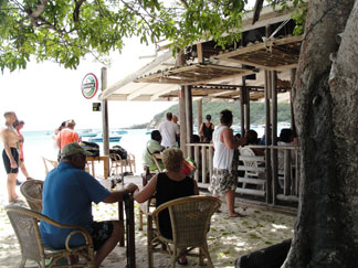 Anguilla, high season, Johnno's, jazz