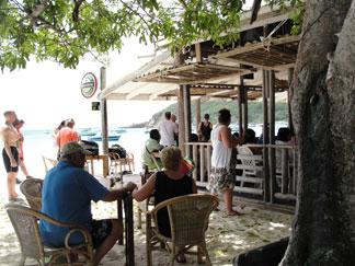 Anguilla, high season, Johnno's, jazz