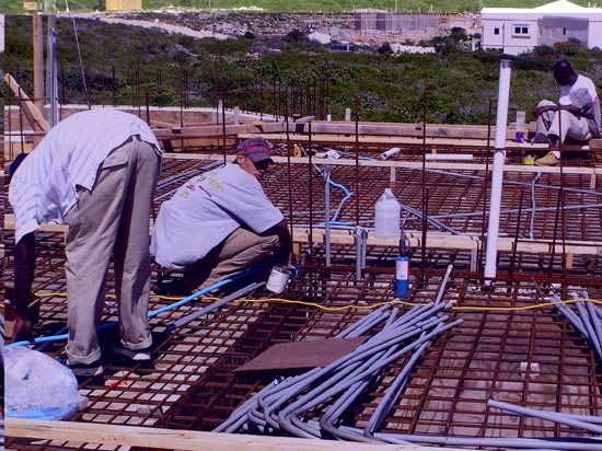 anguilla home electrician