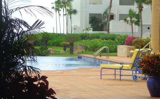 Anguilla hotels, Anguilla resorts, pool, CuisinArt Golf Resort and Spa