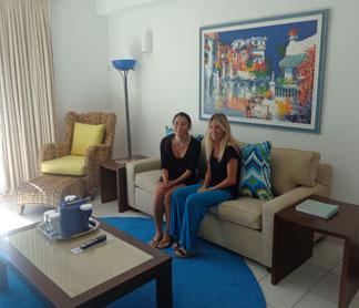 Anguilla hotels, Anguilla resorts, CuisinArt Golf Resort and Spa, Nori Evoy, Kristin Bourne