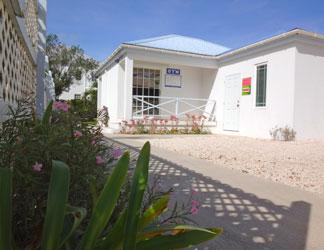 gym and spa at shoal bay villas