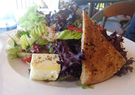 Anguilla hotels, Anguilla restaurants, Half Shell, Viceroy, greek salad