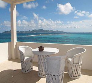 Las EsQuinas Anguilla, Anguilla bed and breakfast