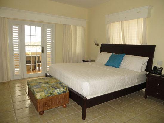 la vue hotel room