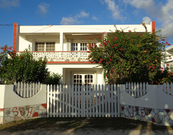 Anguilla hotels, Sea View
