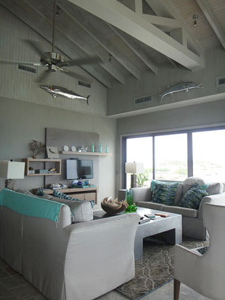 solaire living room