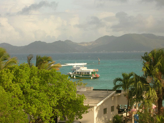 The Ferryboat Inn, Favorite Anguilla Inn, view