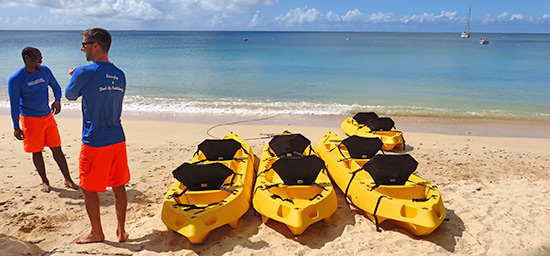 anguilla watersports anguilla kayak rentals