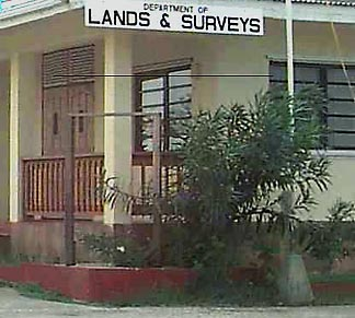 caribbean land and survey