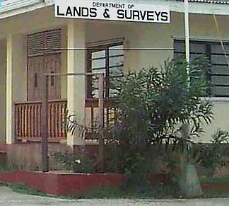 caribbean land and survey