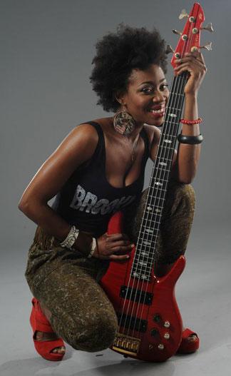 Anguilla music, British Dependency, live music, band, bass guitar, Joyah