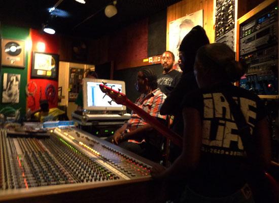 Anguilla music, British Dependency, Tuff Gong Studios, Roland McDermott, Welcome To Jamrock, Damian Marley