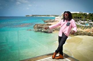 Anguilla music, British Dependency, live music, band, guitar, Ruel Richardson